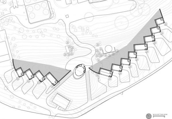 Image Courtesy © Luigi Rosselli Architects