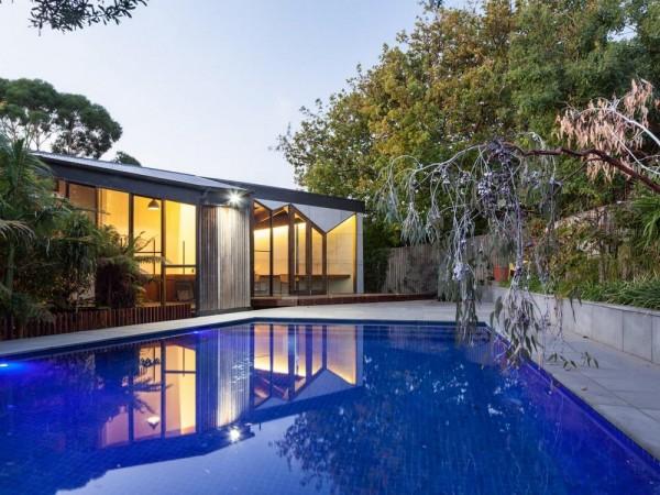 Swimming pool, Image Courtesy © Andrew Latreille