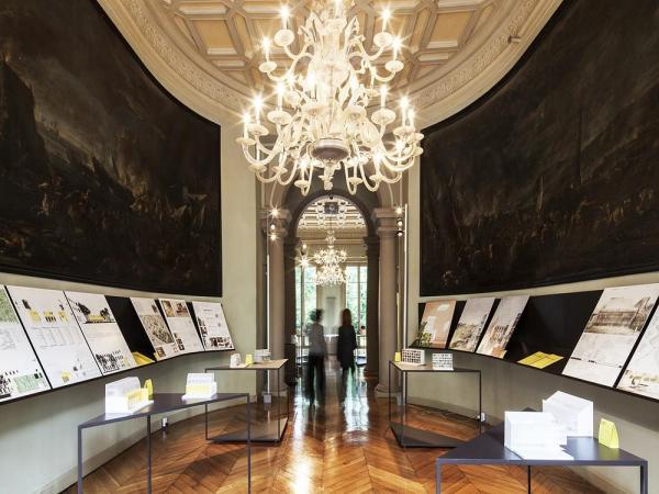 Exhibition in Paris, Image Courtesy © Tomas Ghisellini