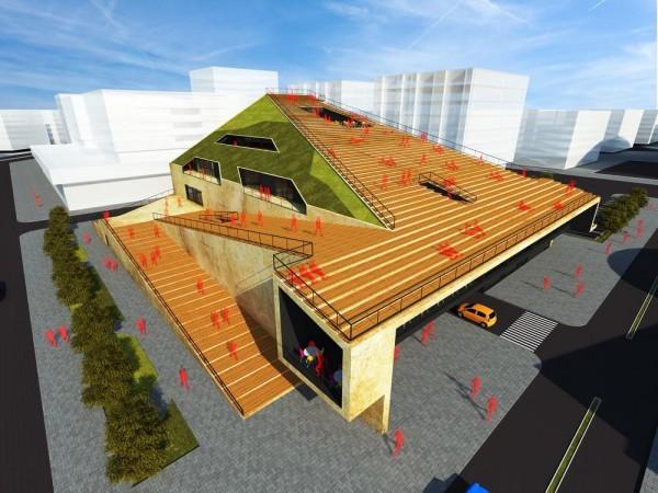 Image Courtesy © Selim Senin, architect