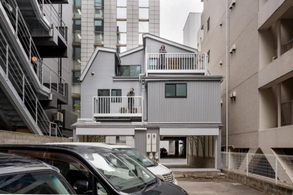 Image Courtesy © REI MITSUI ARCHITECTS