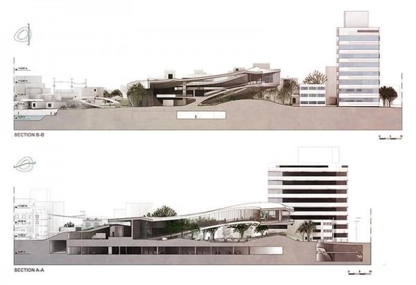 Image Courtesy © Matteo Cainer Architects