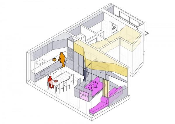 Image Courtesy © MIEL  Arquitectos & Studio P10