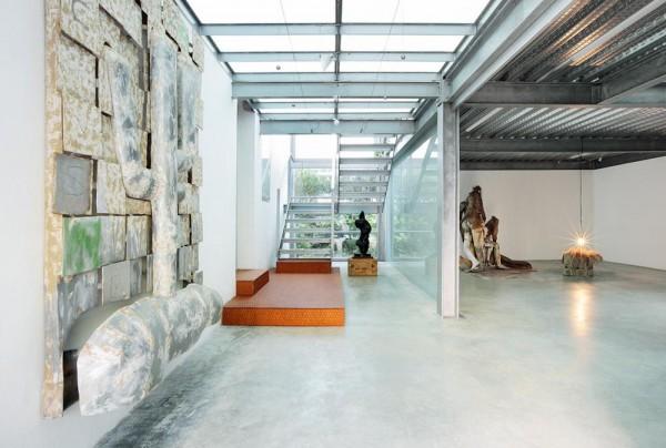 Image Courtesy © Hoz Fontan Architects