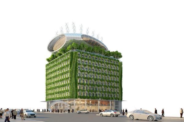Image Courtesy © Vincent Callebaut Architectures