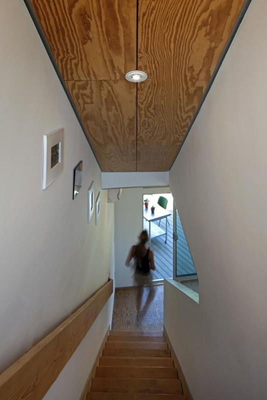 Staircase, Image Courtesy © Jeremy Levine Design