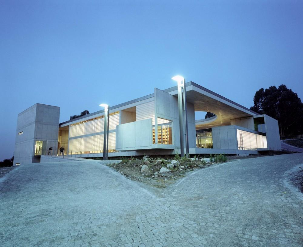 Projecto Homem in Braga, Portugal by Cerejeira Fontes Architects