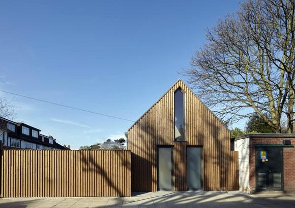 Image Courtesy © Giles Pike Architects