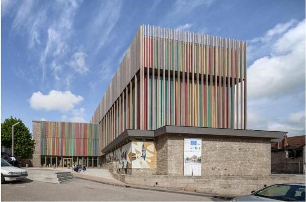 Image Courtesy © Terreneuve architectes