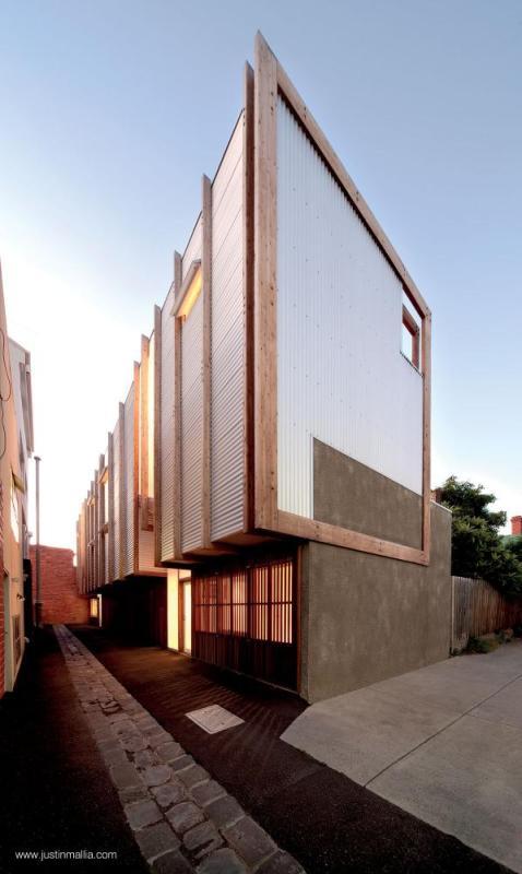 Image Courtesy © Justin Mallia Architecture