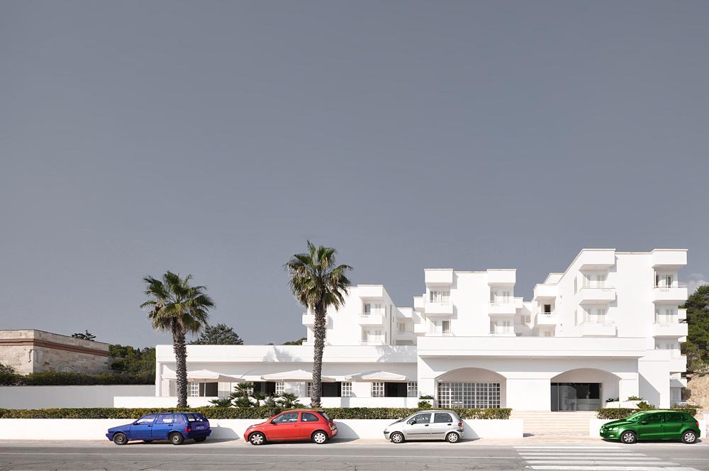 Riviera Grand Hotel in Lecce, Italy by Tomas Ghisellini Architetti