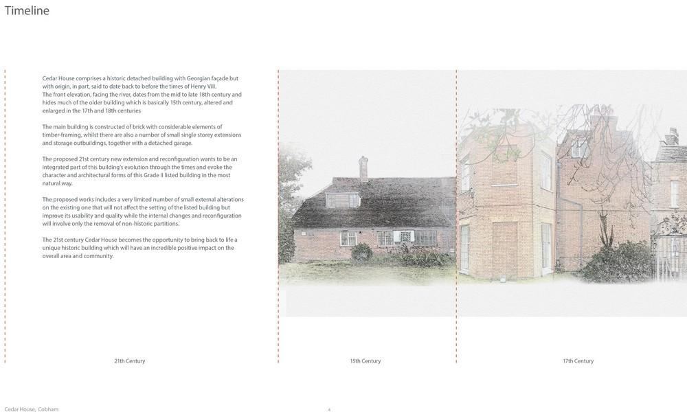 ArchShowcase Cedar House in Surrey London by Seeding office