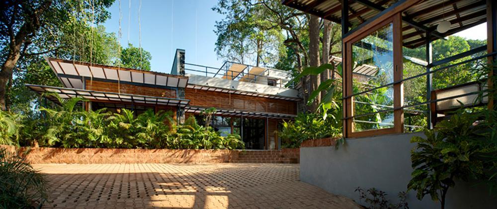 Aeccafe archshowcase for Architecture design for home in goa