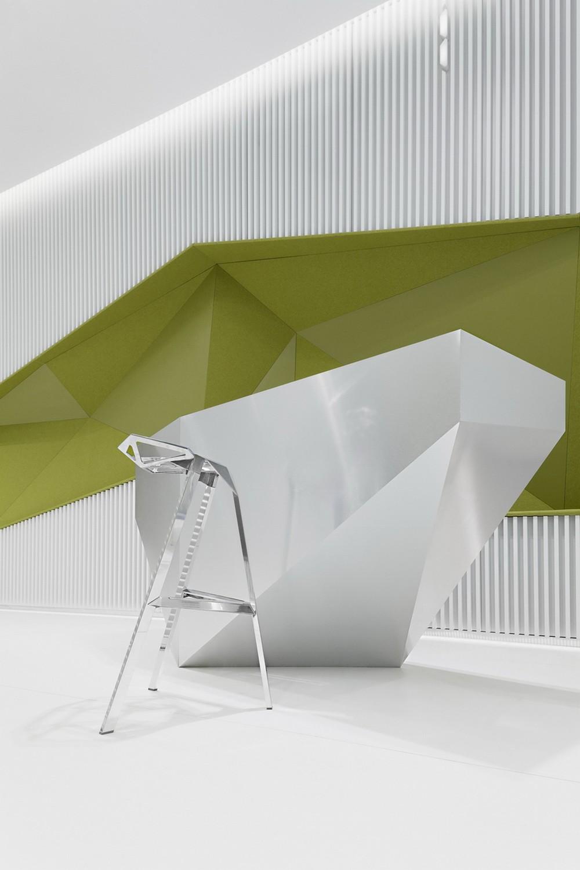 office da architects. Image Courtesy © DA Architects Office Da T