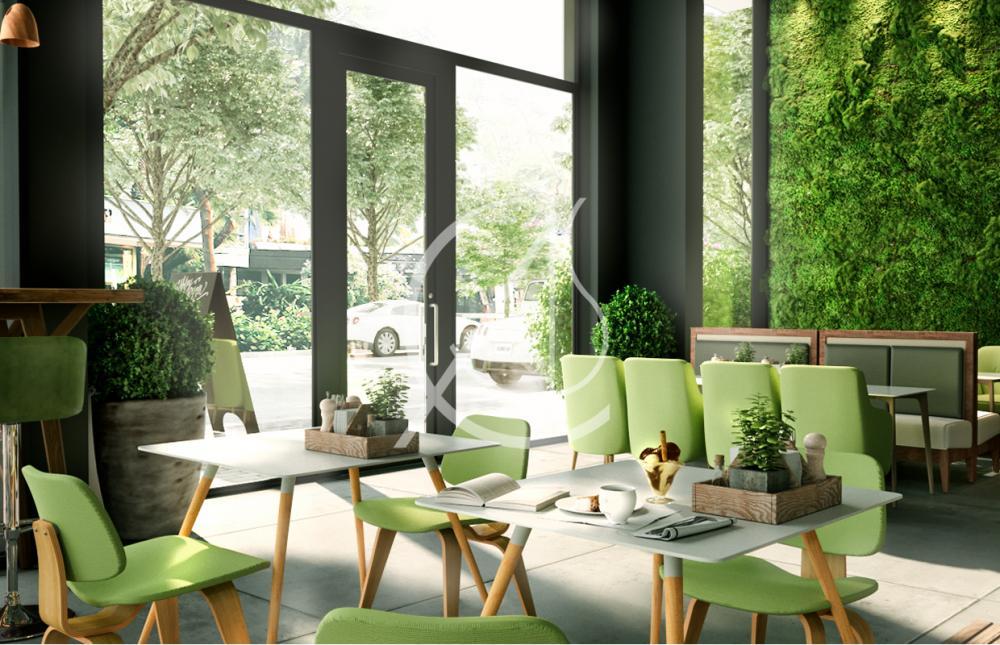 EcoFriendly Restaurant Interior Design For Aventura In Stunning Eco Friendly Interior Design