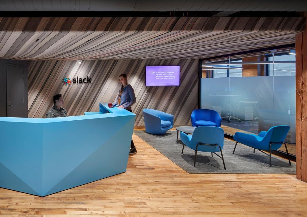 slack toronto office in canada by dubbeldam architecture design
