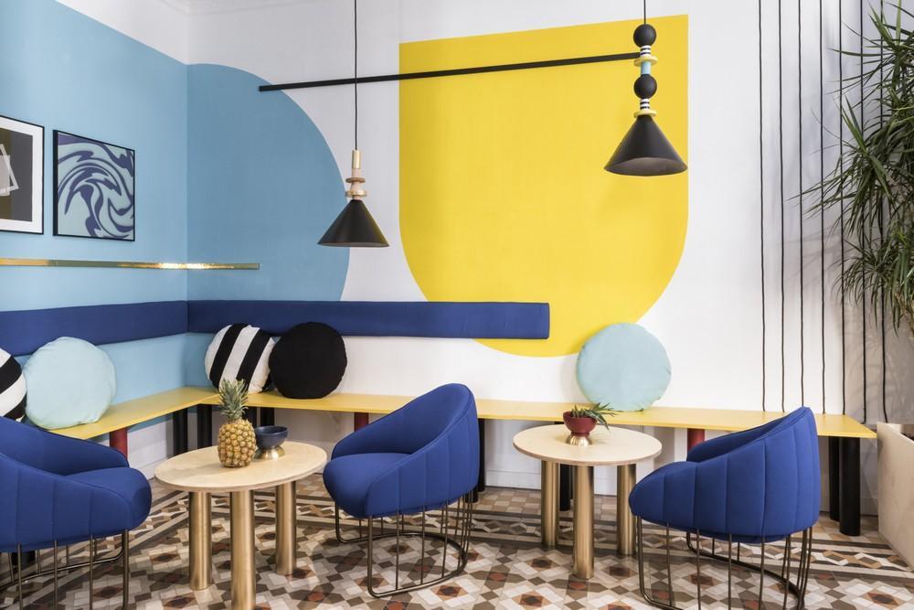 Valencia Lounge Hostel : Archshowcase valencia lounge hostel in spain by masquespacio