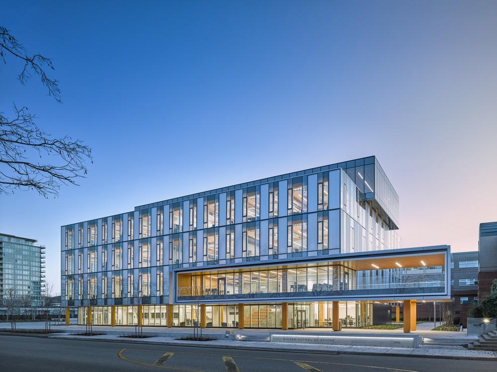 Wilson School of Design in Richmond, Canada by KPMB Architects +