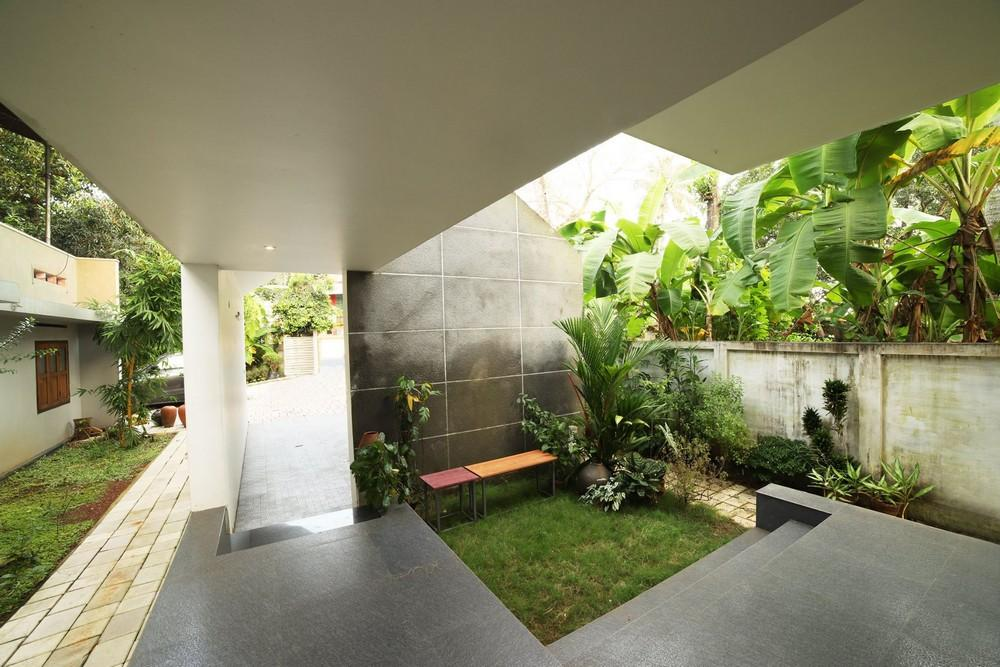 Ambient House In Kerala India By No Architects Designers And