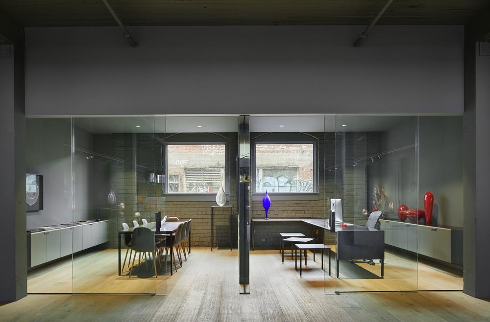 Lino Tagliapietra Glass Studio In Seattle Washington By Graham