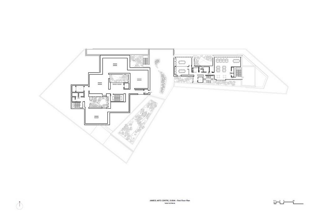 Jameel Arts Centre In Dubai United Arab Emirates By Serie
