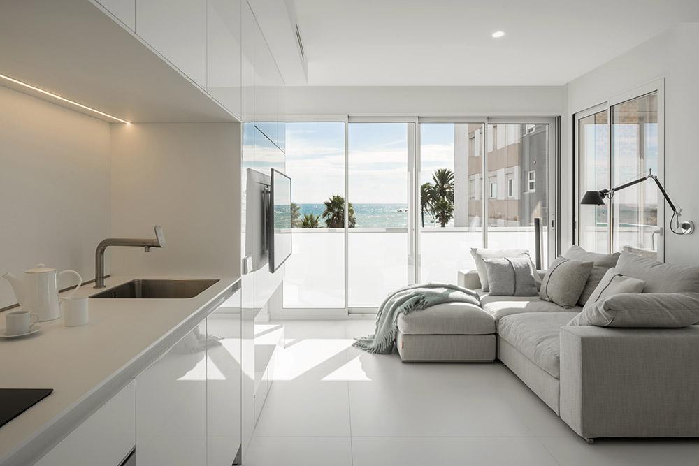 Suite Sea In Barcelona Spain By Susanna Cots Interior Design