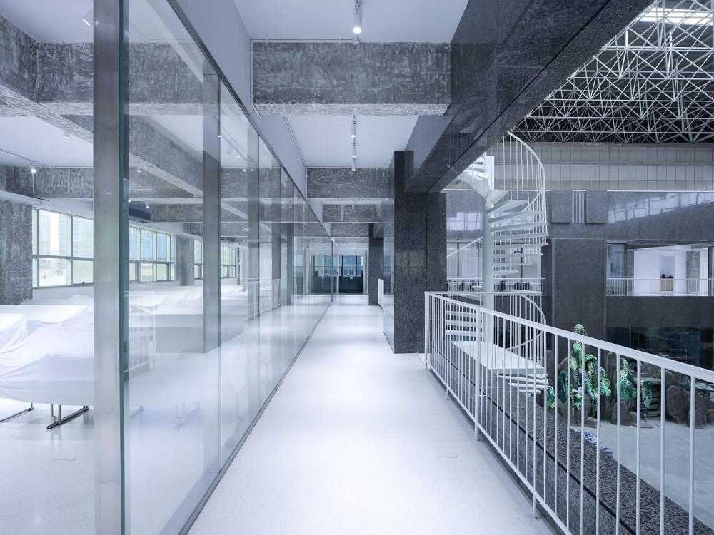 Chenfeng Group Fashion Hub Factory Renovation In Kunshan China