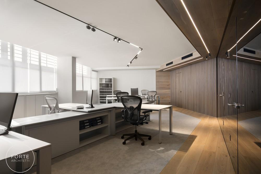C Offices In Cape Town South Africa By Forte Architetti