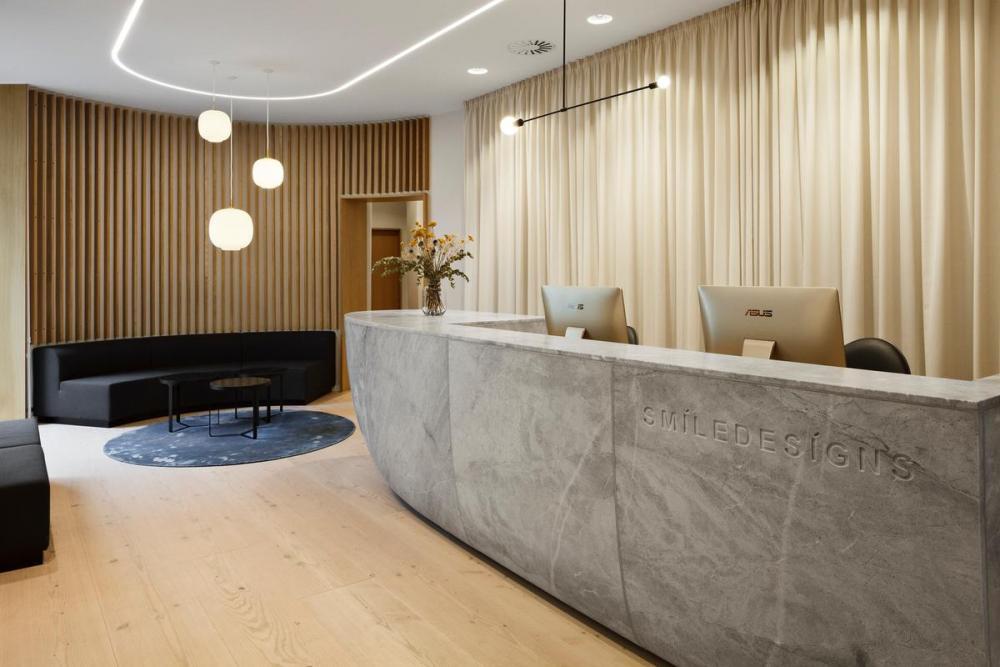 Smiledesigns Dental Clinic In Copenhagen Denmark By Henning