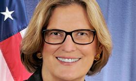 Dr Kathryn Sullivan, astronaut and Under Secretary of Commerce, NOAA