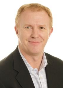 Jay Cadman, vice president