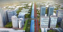 Innovation in Government Finalist: Delhi Mumbai Industrial Corridor Development, Dholera SIR, Dholera, Gujarat, India