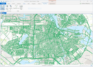 GISCafe: Street-Level Images Come to ArcGIS Pro with Mapillary