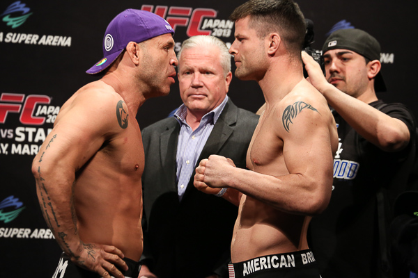 Wanderlei Silva on UFC on Fuel TV 8 Victory: Brian Stann Was 'So ...