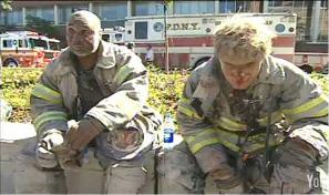 9/11 World Trade Center NIST FOIA FDNY firefighters secondary explosions