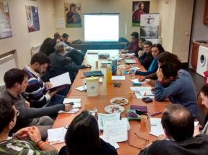 Asamblea de socios del 29 de marzo de 2014