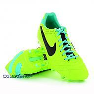 Nike - Tiempo Mystic IV FG Green Glow