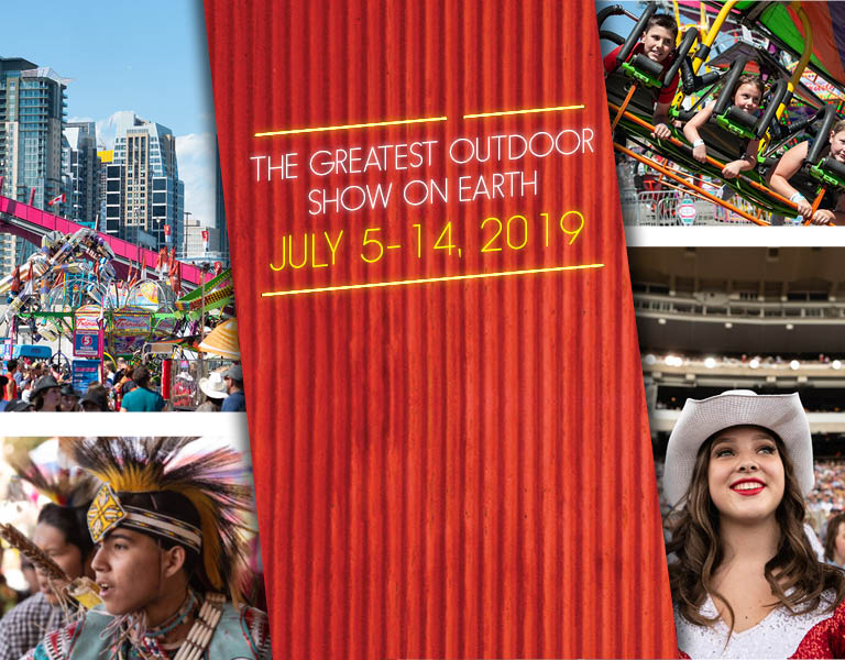 Calgary Stampede 2018 July 6 15 The Greatest Outdoor
