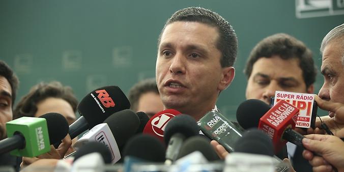 Anúncio do Relator do Processo contra o presidente da Câmara, dep. Eduardo Cunha. Dep. Fausto Pinato (PRB - SP)