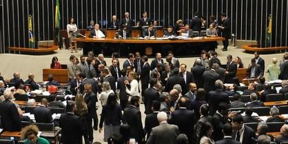 Sessão extraordinária para discussão e votação da PL 4850/2016 -  que