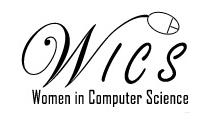 Women in Computer Science Logo
