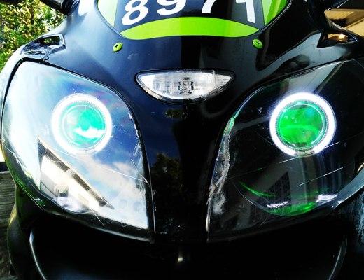 Kawasaki Ninja zzr600