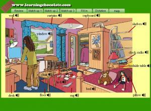 Julie S Bedroom