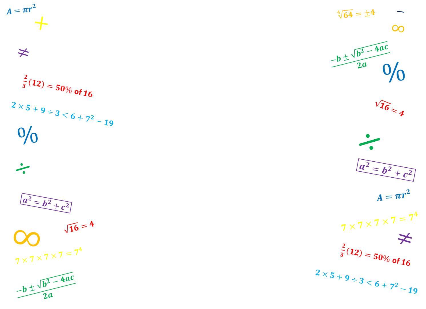 Mathematical Powerpoint Patterns - Patterns Kid