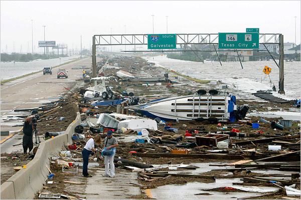 Disaster Relief Galveston TX
