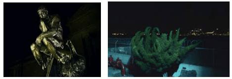 NIGHTLIFE, 2015. 3D MOTION PICTURE, 14'28 MIN. COPYRIGHT CYPRIEN GAILLARD