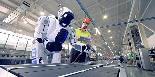 The Fourth Industrial Revolution: Its meaning and Impact on Our Lives