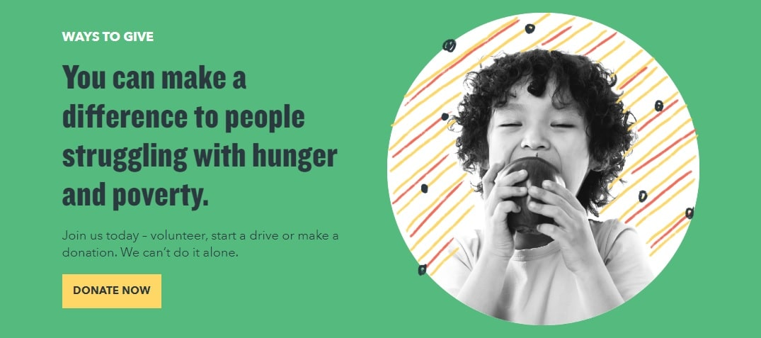 Daily Bread Food Bank - Donate Now