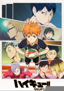 Haikyuu!! Second Season (Dub)