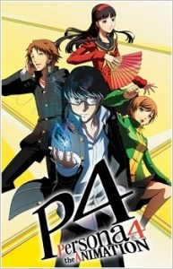 Persona 4 The Animation (Dub)
